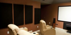 Estantes para Home Theater